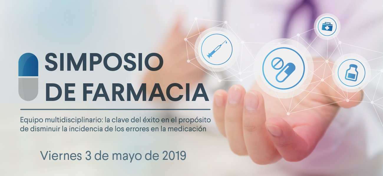 I Simposio de Farmacia