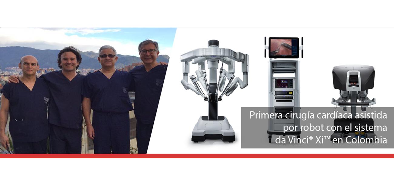 cirugia robot