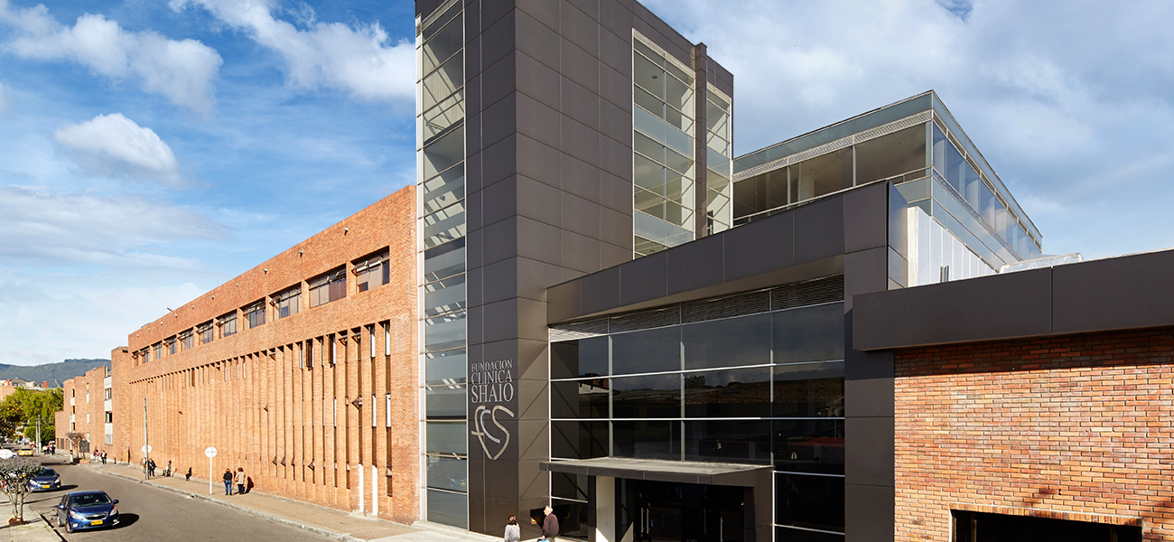 fachada clinica