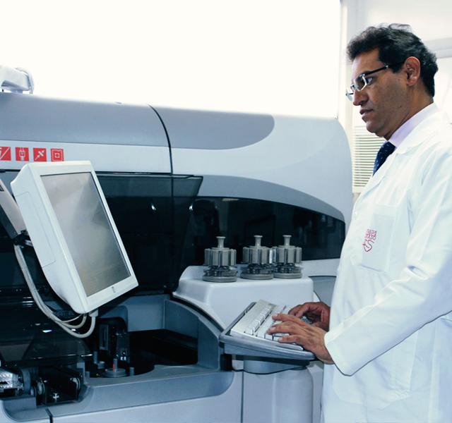 hematologia en shaio