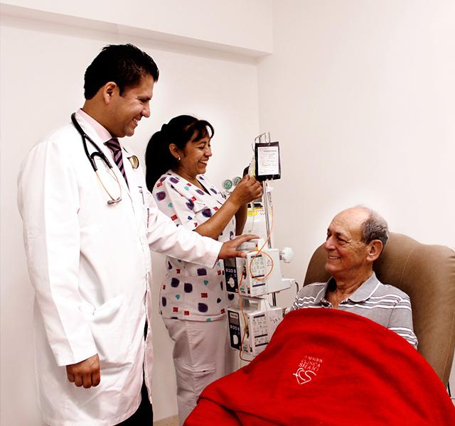 Tratamiento alternativo cirugía shaio